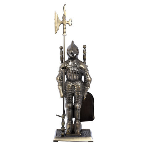 Набор «Рыцарь», 3 предмета на подставке