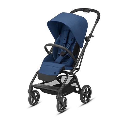 Прогулочная коляска Cybex Eezy S Twist Plus Navy Blue