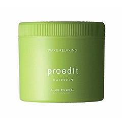 Lebel Proedit Hairskin Wake Relaxing - Крем для жестких и сухих волос «Пробуждение»