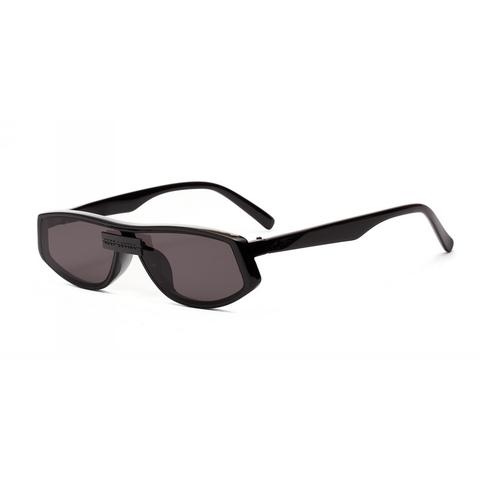 Солнцезащитные очки 95017001s Черный - фото