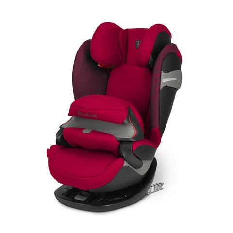 Автокресло Cybex Pallas S-Fix FE Ferrari Racing Red