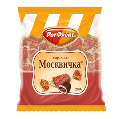 Карамель Рот Фронт Москвичка 250 г