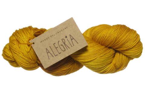 Alegria (Turmeric) 2058 пряжа