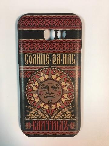 Кейс для смартфона Samsung A5(2018) чёрный силиконовый
