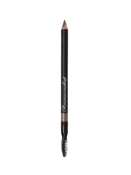 Карандаш для бровей Romanovamakeup Sexy Eyebrow Pencil Ash Brown