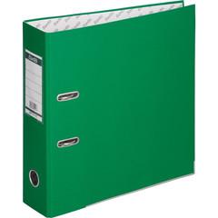 Папка с арочн.мех.BANTEX ECONOMY PLUS, 1446-15, 80мм, зеленый