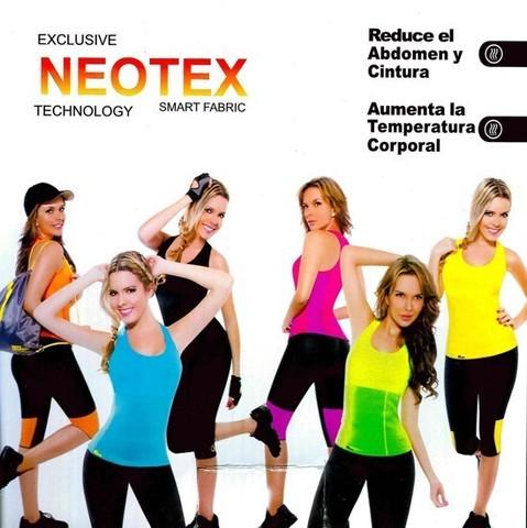 Майка женская для похудения Neotex Hot Shapers неопреновая