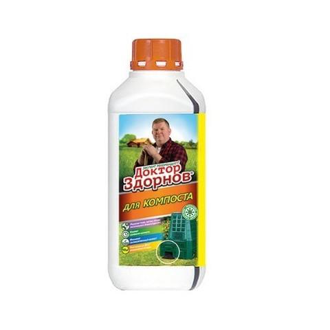 Доктор Здорнов для компоста 0,95 л