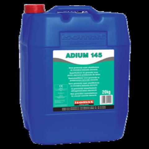 Isomat Adium 145/Изомат Адиум 145 суперпластификатор нового поколения для производства бетона в заводских условиях