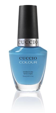 Лак Cuccio Colour, St. Barts in a Botle, 13 мл.