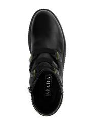 Кожаные ботинки Mara 261