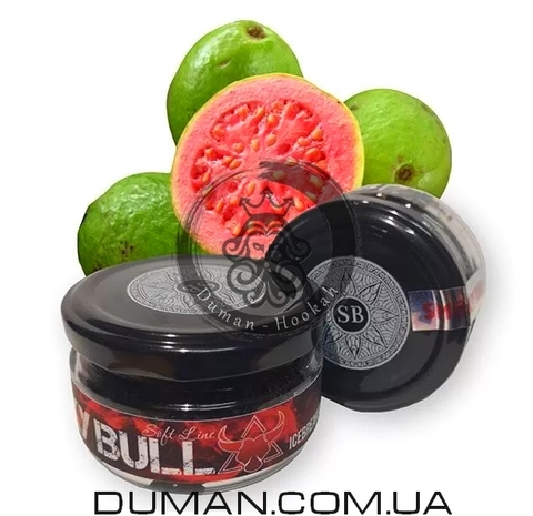 Табак Smoky Bull Guava (Смоки Булл Гуава) |Soft