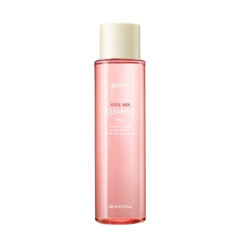 Тонер Goodal Apple AHA Clearing Toner 300ml