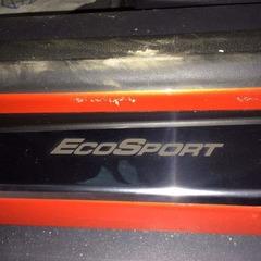 Накладки на пороги Ford Ecosport (с 2014г.в.)