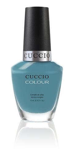 Лак Cuccio Colour, Grecian Sea, 13 мл.