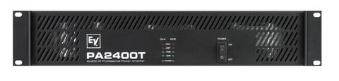 Electro-voice PA 2400T трансляционный усилитель