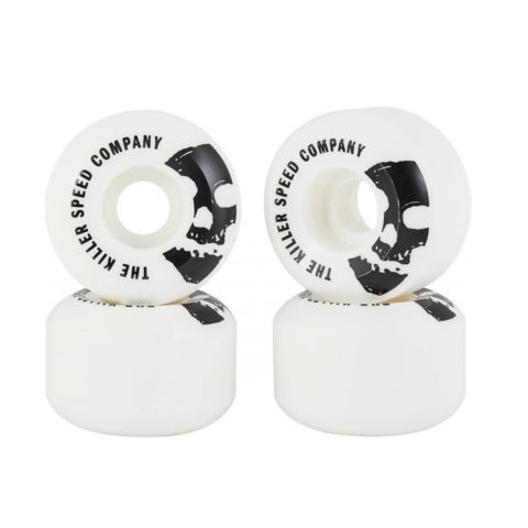 КОЛЁСА KILLER CLASSIC CUT WHEELS SKULL 53MM