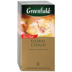 """Чай зелёный """"Greenfield"""" Floral Cloud 25*2г"""