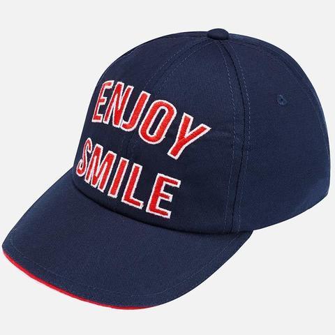 Бейсболка Mayoral Enjoy Smile