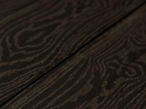 Террасная доска SW Salix (S) - тангенциальный распил. Цвет темно-коричневый.