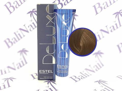 ESTEL De Luxe, 9/00 Краска-уход, блондин для седины
