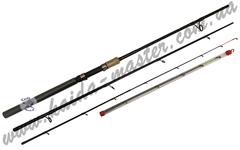 Фидер Kaida Egret 3.9 метра, тест 80-160 гр