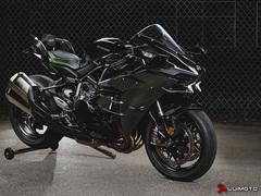 Optional Part | Team Kawasaki Cowl Накладка