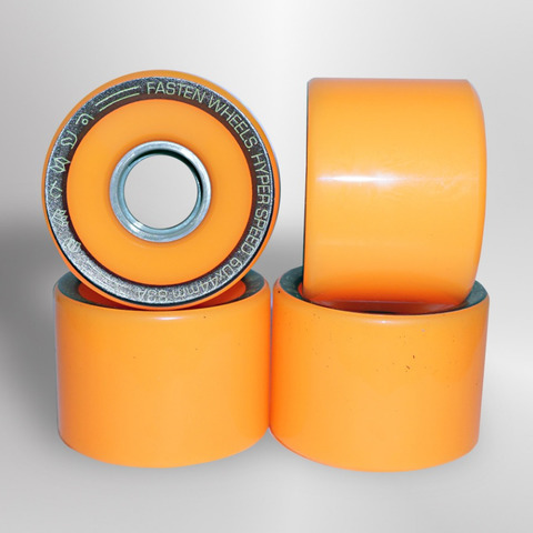 Колёса FASTEN Hyperspeed 83A (Orange)