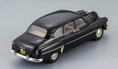 GAZ-12 ZIM-12 black 1950 Limited Edition 252 pcs. DIP 1:43