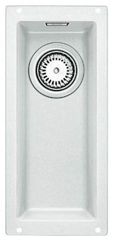 Кухонная мойка Blanco SUBLINE 160-U, отв.арм. InFino®, белый