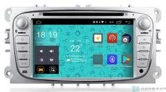 Штатная магнитола 4G/LTE Ford C-Max Android 7.1.1 Parafar PF148D