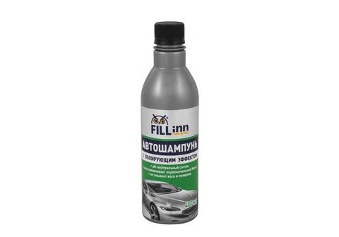 FL044 Автошампунь с полирующим эффектом, 400 мл