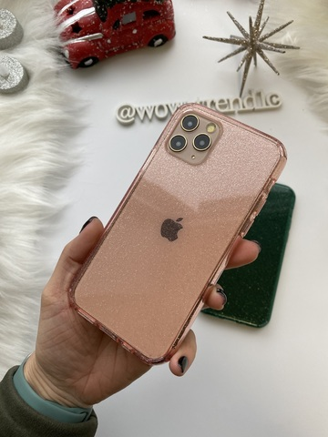 Чехол iPhone 11 Rock Pure Series /pink/