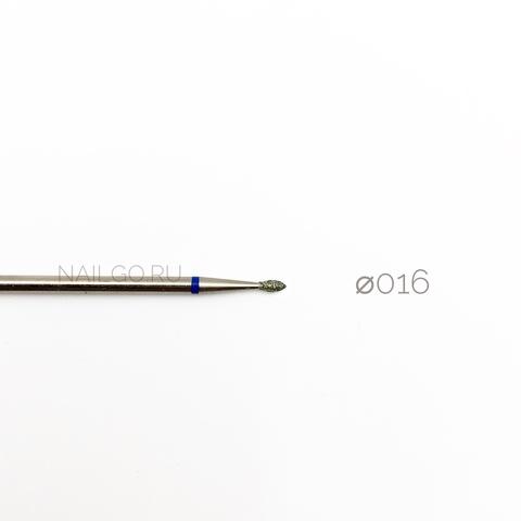 Острая синяя пуля 016