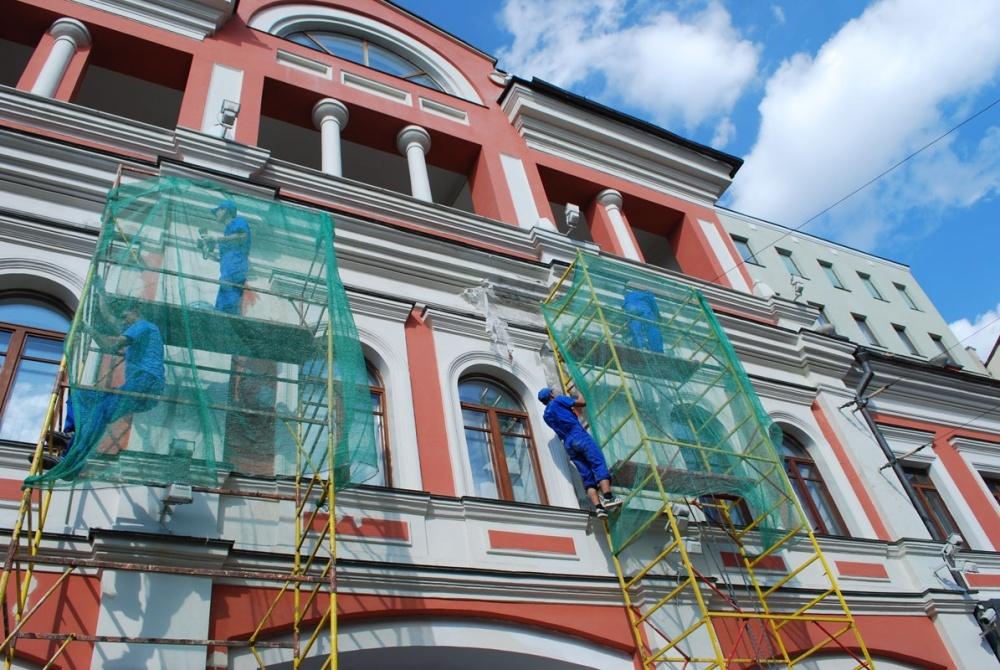 сделал фасады зданий в москве фото для выявления
