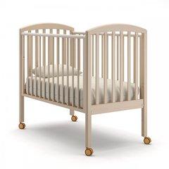 Кровать детская Дени без ящика выбеленный бук