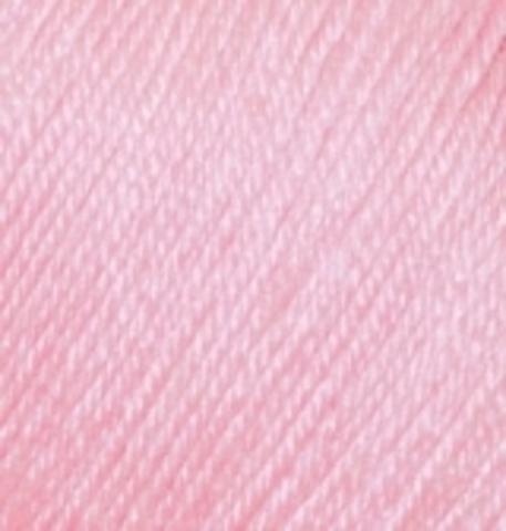 Пряжа Baby wool ( Alize) 185 Светло-розовый
