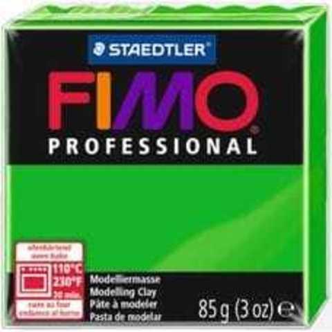 Fimo Professional ярко-зеленый