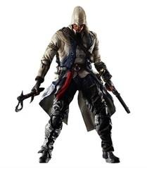 Assassins Creed III Play Arts Kai — Connor Davenport