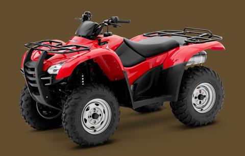 Квадроцикл Honda TRX420FA1H