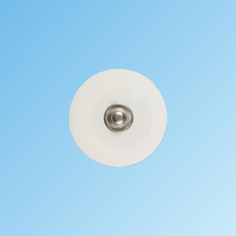 Электрод  ЭКГ 26 мм для детей, одноразовый, F 26-S, Ceracarta (13,52 руб/шт)