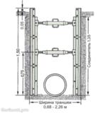 Алюминиевая Крепь LITEBOX 150