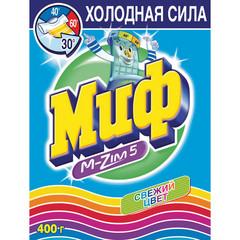 Порошок стиральный МИФ Свежий цвет автомат д/цветного белья 400 г