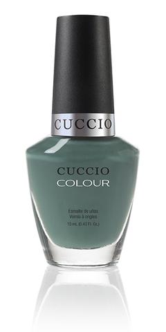 Лак Cuccio Colour, Dubai me an island, 13 мл.
