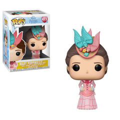 FUNKO-POP! DISNEY: MARY POPPINS-MARY POPPINS IN PINK DRESS