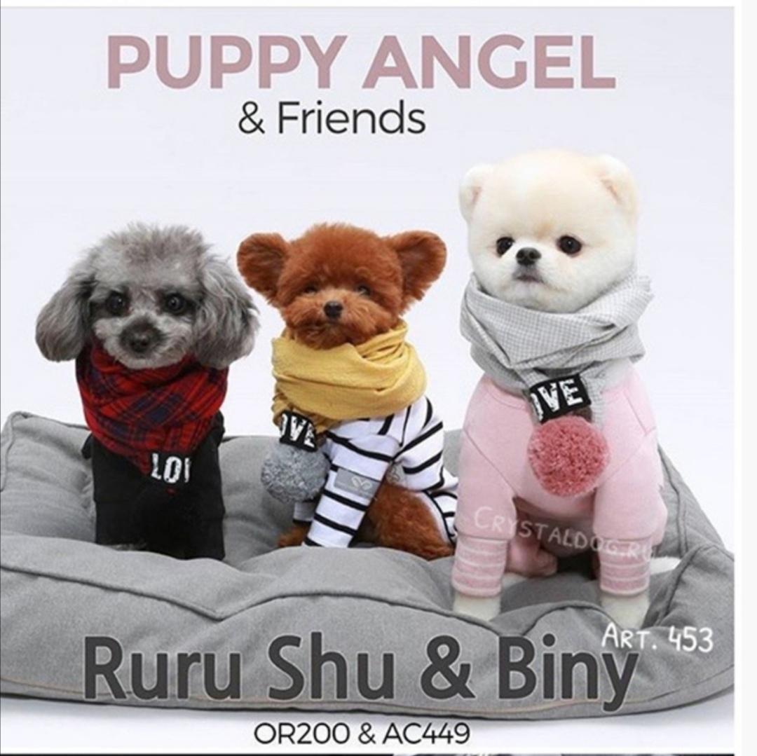 шарфики для собак