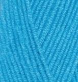 Пряжа Alize Lanagold  морская волна 245