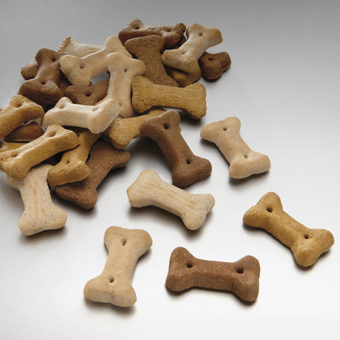 Лакомстово MERADOG MINIKNOCHEN - MIX (Хрустящие косточки)