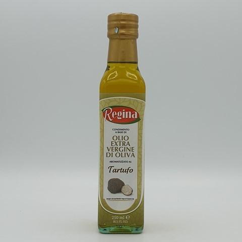 Масло оливковое нерафинированное со вкусом и ароматом черного трюфеля REGINA, 250мл