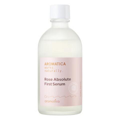 AROMATICA Сыворотка с экстрактом розы Rose Absolute First Serum 130ML